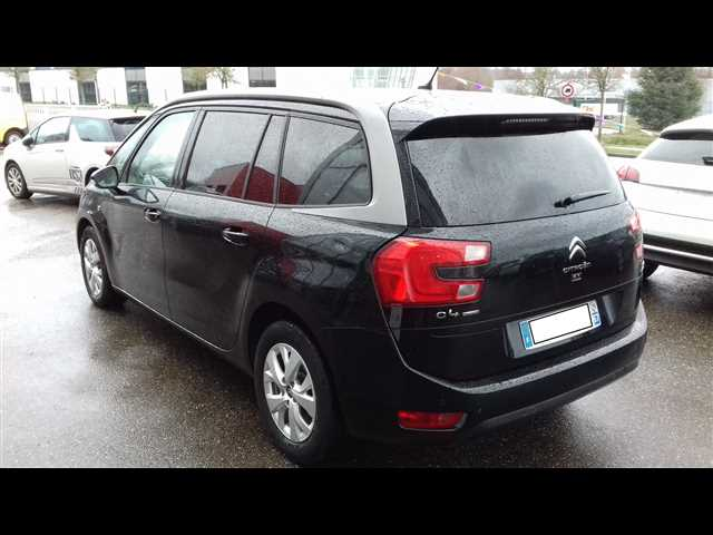 Grand C4 Picasso II BlueHDi 120 S&S Intensive EAT6